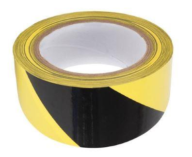 Black & Yellow Tape