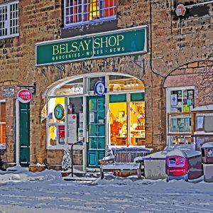 Belsay Shop-4597 Xmas Card