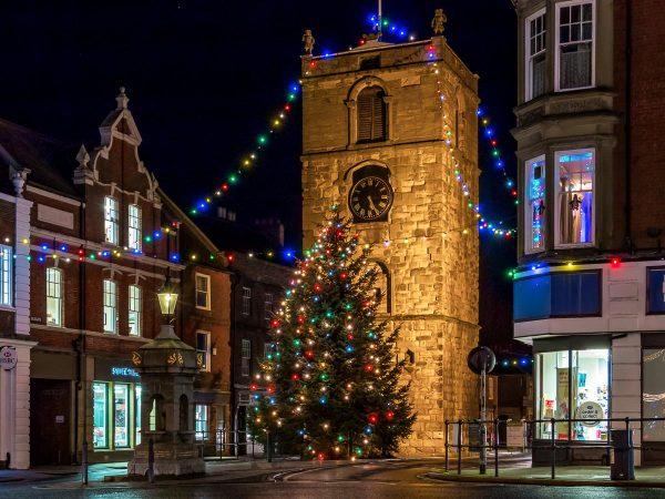Morpeth Christmas Tree-7442 | Ponteland Print & Publishing