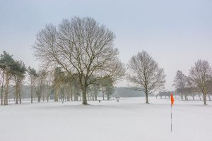 No Golf Today at Ponteland Golf Club-5368-Ponteland Xmas Card