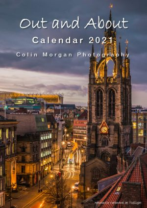 Out & About Calendar Cover | Colin Morgan Photography
