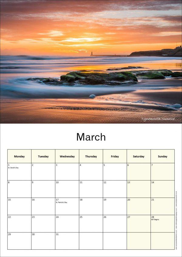 Out & About Calendar | Colin Morgan Photography
