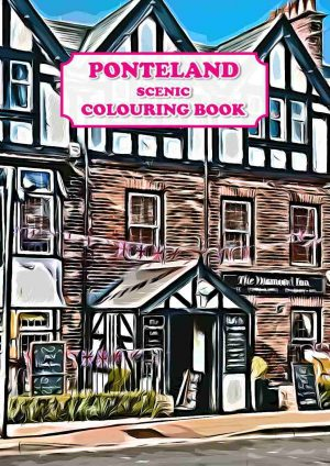 Ponteland Colouring Book | Ponteland Print & Publishing