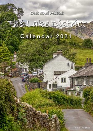 Lake District Calendar Cover 2021 | Ponteland Print & Publishing