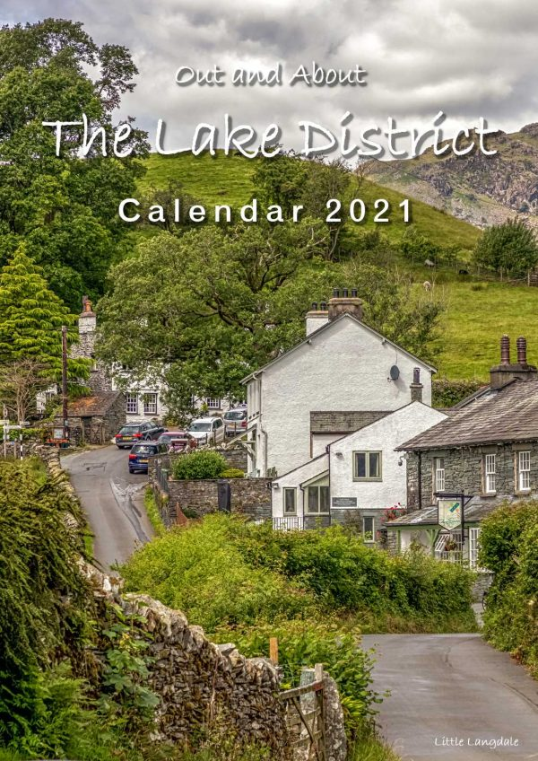Lake District Calendar Cover 2021 | Ponteland Print & Publishing