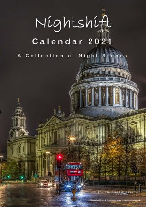 Nightshift Calendar | Ponteland Print & Publishing