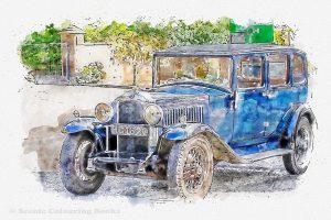 Classic Car Free Master Sheet Download