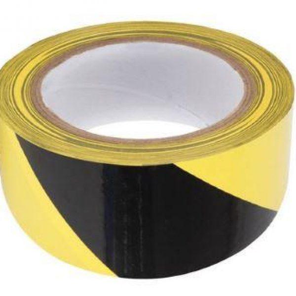 Black & Yellow Tape